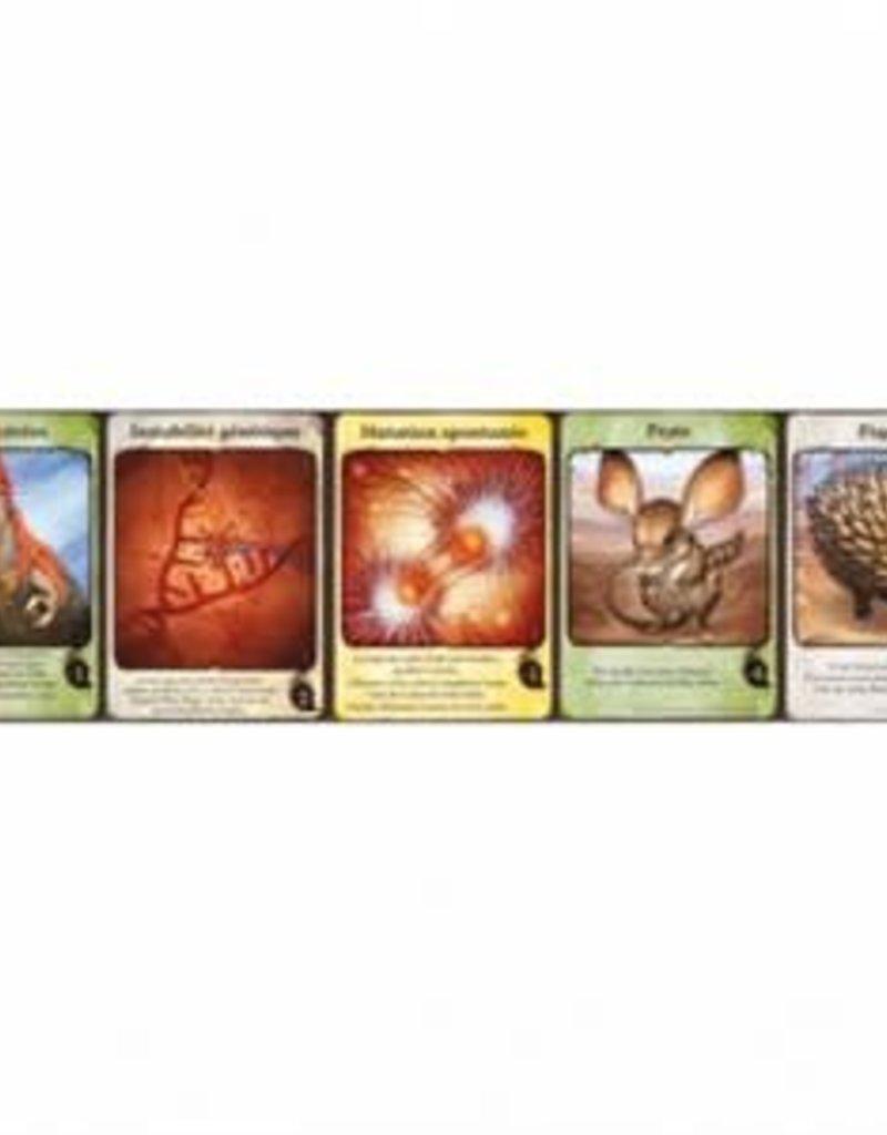 Funforge Evolution: Ext. Cartes Traits (FR) (Commande Spéciale)