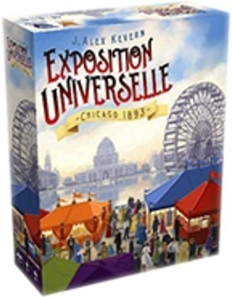 Renegade Game Studio Exposition Universelle: Chicago 1893 (VF)
