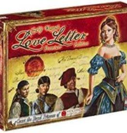 Alderac Entertainment Group Love Letter: Premium Edition (EN)