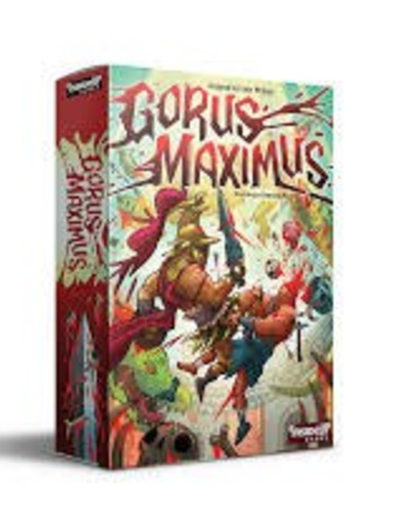 Inside Up Games Gorus Maximus (ML)