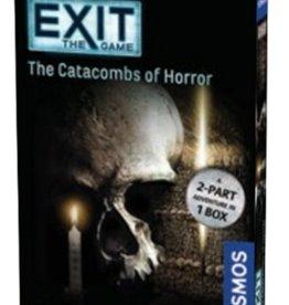 Thames & Kosmos Précommande: Exit: The Catacombs of Horror (EN)