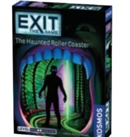 Thames & Kosmos Précommande: Exit: The Haunted Roller Coaster (EN)