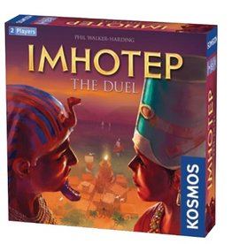 Thames & Kosmos Précommande: Imhotep: Ext. The duel (EN)