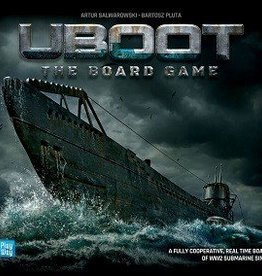 Ares Games Précommande: U-Boot the board game (EN)