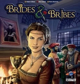 Ares Games Précommande:  Brides and Bribes (EN)