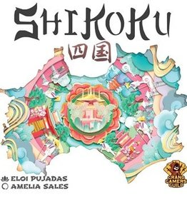 GDM Games Précommande: Shikoku (EN)