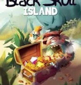 Strawberry Studio Black Skull Island (EN)