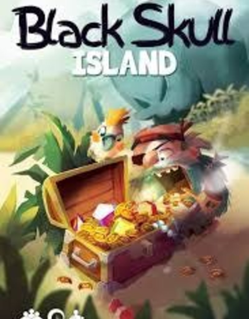 Strawberry Studio Black Skull Island (EN)
