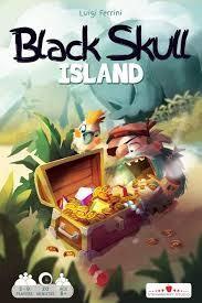 Black Skull Island (EN) (Commande Speciale)