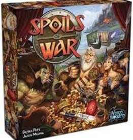 Arcane Wonders Spoil of War (EN)