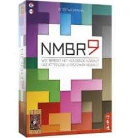 Z-Man Games, Inc. NMBR9 (FR)