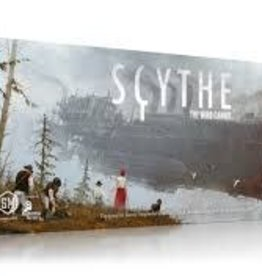 Greater Than Games Scythe: Ext. The Wind Gambit (EN)