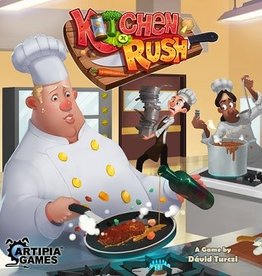 Artipia Games Kitchen Rush (FR)