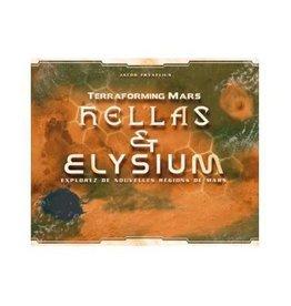 Intrafin Games Terraforming Mars: Ext. Hellas & Elysium (FR)