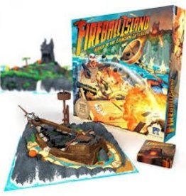 Restoration Games Fireball Island: Ext. Wreck Of The Crimson Cutlass (EN)
