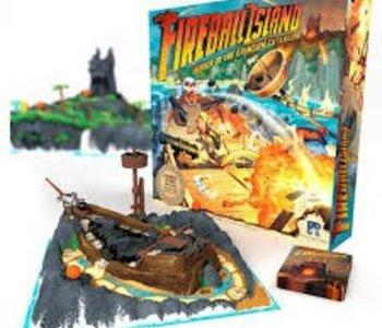 Fireball Island: Ext. Wreck Of The Crimson Cutlass (EN) (Commande Spéciale)