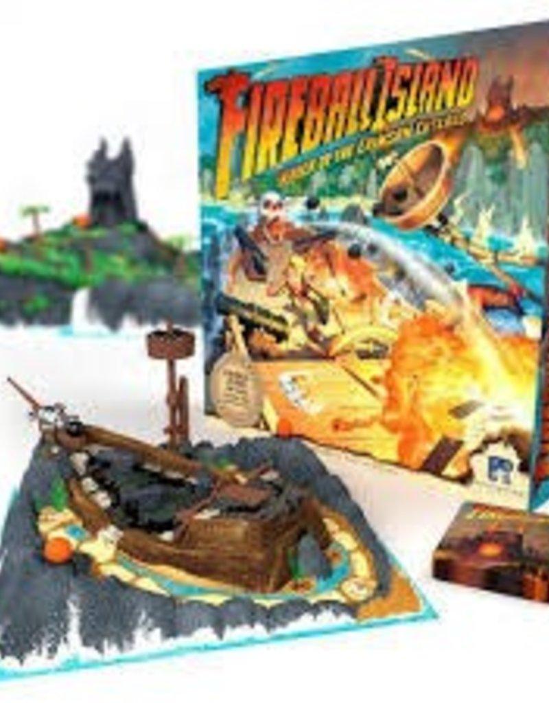 Restoration Games Fireball Island: Ext. Wreck Of The Crimson Cutlass (EN)