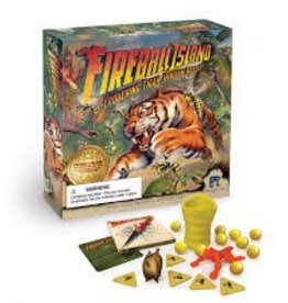 Restoration Games Fireball Island: Ext. Crouching Tiger, Hidden Bees! (EN)