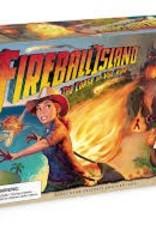 Restoration Games Fireball Island: (Version Retail) (EN) (commande spéciale)