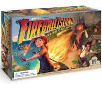 Fireball Island: (Version Retail) (EN) (commande spéciale)