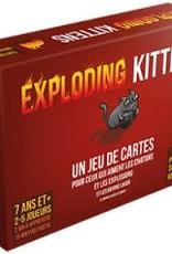 Exploding Kittens Exploding Kittens (FR)
