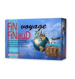 Kikigagne Fin Finaud: Voyage (FR)