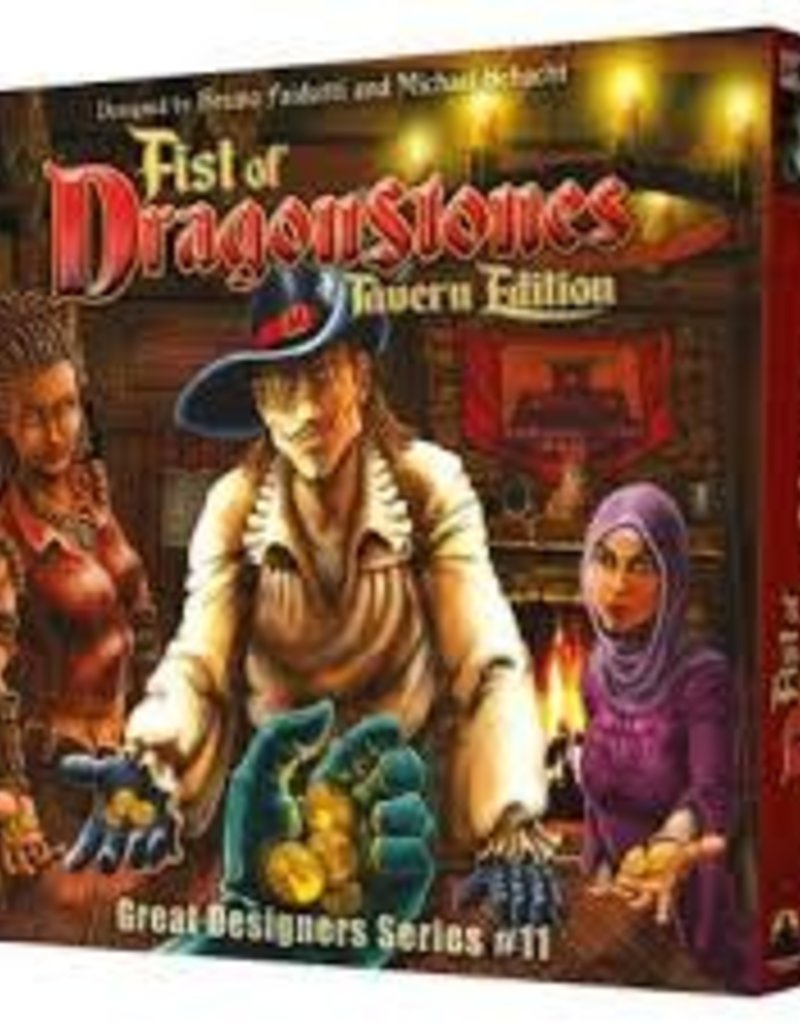 Stronghold Games Fist of Dragonstones: The Tavern Edition (EN)