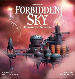 Gamewright Forbidden Sky: Height of Danger (EN)