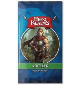 Iello Hero Realms: Ext. Héros Archer (FR)