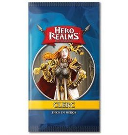 Iello Hero Realms: Ext. Héros Clerc (FR)