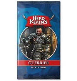 Iello Hero Realms: Ext. Héros Guerrier (FR)