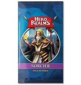 Iello Hero Realms: Ext. Héros Sorcier (FR)