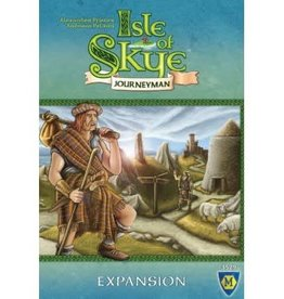 Mayfair Games Isle of Skye: Ext. Journeyman (EN)