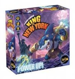Iello King of New York: Ext. Power UP! (FR)