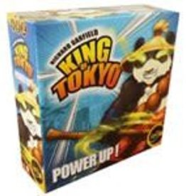 Iello King of Tokyo: Ext. Power Up! (FR)
