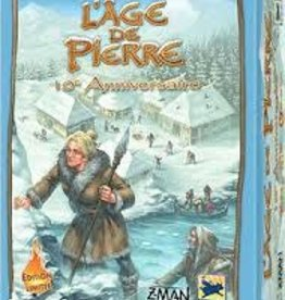 Z-Man Games L'Âge de Pierre: 10e Anniversaire (FR)