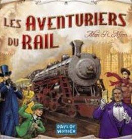 Days of Wonder Les Aventuriers du Rail: Usa (FR)