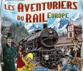 Les Aventuriers du Rail: Europe (FR)