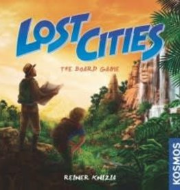 Kosmos Lost Cities: The Board Game (EN)