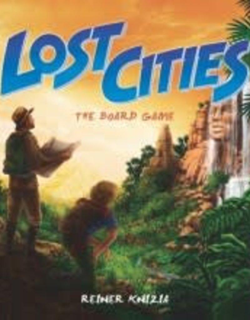Kosmos Lost Cities: The Board Game (EN)