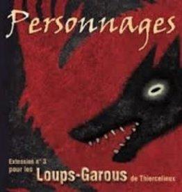 Lui-Meme Loups-Garous de Thiercelieux: Ext. Personnages (FR)