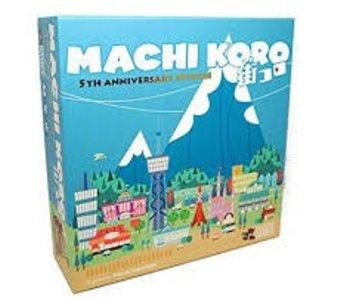 Machi Koro: 5th Anniversary (EN)