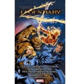 Upper Deck Marvel Legendary: Ext. Fantastic 4 (EN)