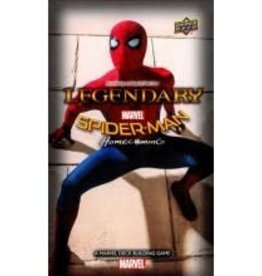 Upper Deck Marvel Legendary: Ext. Spider-Man Homecoming (EN)
