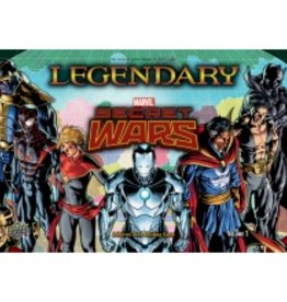 Upper Deck Marvel Legendary: Ext. Secret Wars Volume 1 (EN)