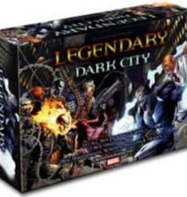Upper Deck Marvel Legendary: Ext. Dark City (EN)