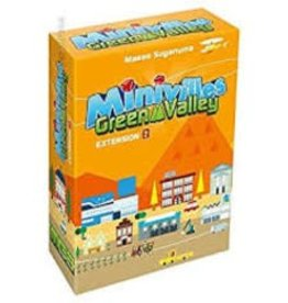 Moonster Games Minivilles: Ext. Green Valley (FR)