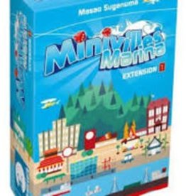 Moonster Games Minivilles: Ext. Marina (FR)
