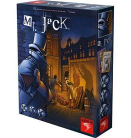 Hurrican Mr. Jack: London (ML)