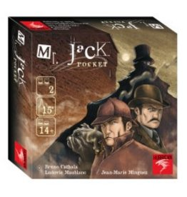 Hurrican Mr. Jack: Pocket (ML)